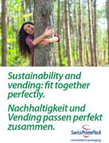 Nachhaltigkeit und Vending